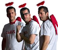 Comedy-Engel-Weihnachtsfeier-Santa-Claus