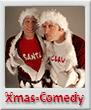 Lustig komisch witzig Comedy-Walkact für Weihnachtsfeier Unterhaltung