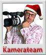 Xmas-Kamerateam für Weihnachtsfeier - Comedy-Walkact (Köln, Bonn, Leverkusen, Düsseldorf, Düren, Aachen, etc.)